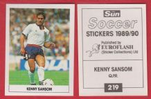 England Kenny Sansom Queens Park Rangers 219